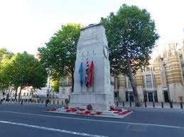 Cenotaph War Memorial, Whitehall, London. Image used under Creative Commons Licence.
